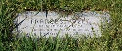 Frances Hazel Andrews