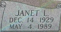 Janet L <I>Beazley</I> Day