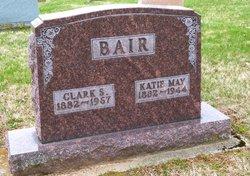 """Katherine May """"Katie"""" <I>Webb</I> Bair"""