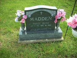 Pansy Ruth Madden
