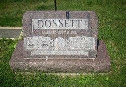 Thelma F Dossett