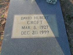 David Hubert Croft