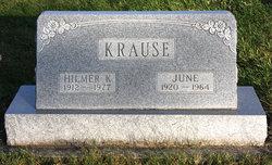 June Krause