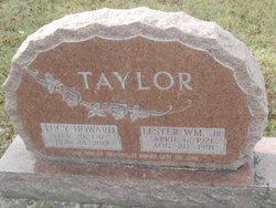 Lucy <I>Howard</I> Taylor
