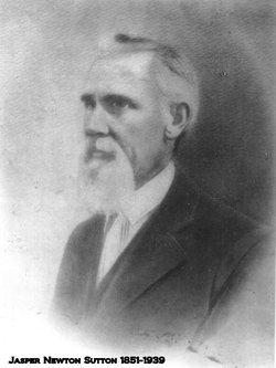 Jasper Newton Sutton