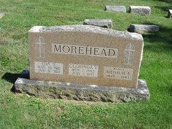 Arthur Eugene Morehead