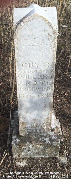 Guy Gareld Underwood