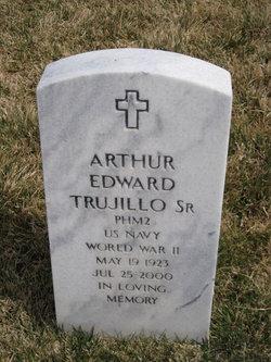 Arthur Edward Trujillo, SR