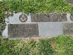 Buford Mack Newman
