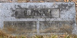 Walter E Putnam