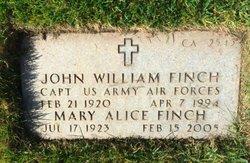 John William Finch