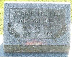 Minnie Mae <I>Feltner</I> Argabright