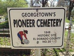 Georgetown Pioneer Cemetery