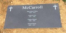 Charles Edward McCarroll