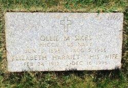 Elizabeth Harriet Sikes