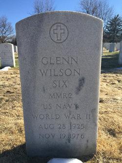 Glenn Wilson Six