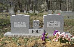 Jerry Sue <I>Headrick</I> Holt