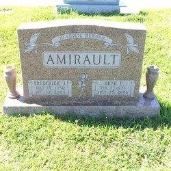 Ruth E <I>Scholz</I> Amirault