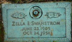 Zella Ursula <I>Ingraham</I> Swanstrom