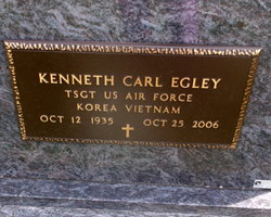 Kenneth Carl Egley