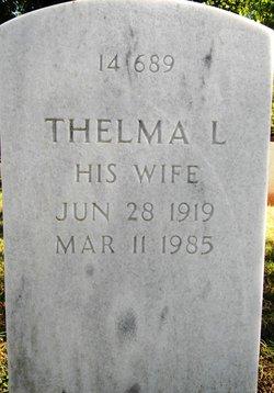 Thelma L Akins