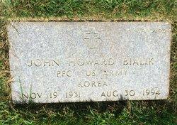 John Howard Bialik