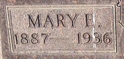 "Mary Elizabeth ""Mabel"" <I>Lackman</I> Popp"