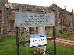 Ladykirk, Ladykirk Churchyard