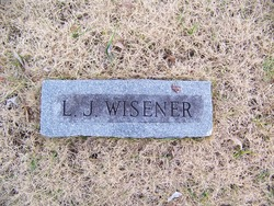 "Louisa Jane ""Lucinda"" <I>Wigley</I> Wisener"