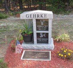"""Herman A. """"Bud"""" Gehrke"""