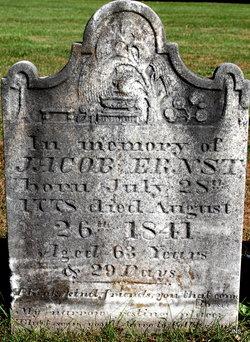 Jacob Ernst