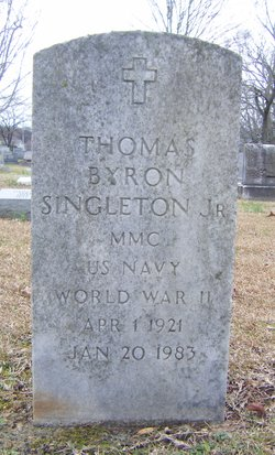 Thomas Byron Singleton, Jr