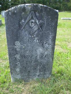 Joel G. Custer