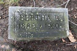 Bertha B <I>Gray</I> Frost