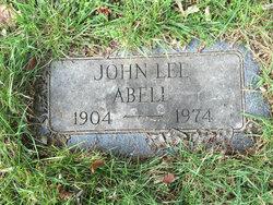 John Lee Abell
