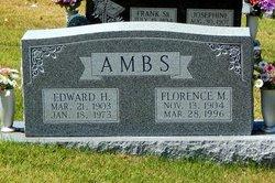 Florence M <I>Kennedy</I> Ambs