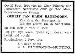 Gerrit Jan Hagedoorn