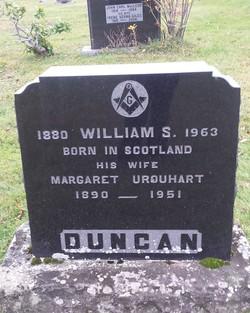 Margaret <I>Urquhart</I> Duncan