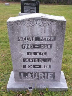 Melvin Peter Laurie
