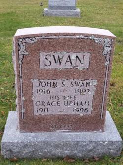 Grace <I>Upham</I> Swan
