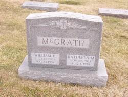 William H McGrath
