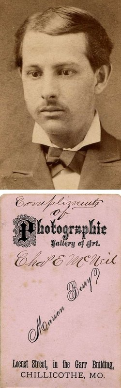 Edward Charles McNeil