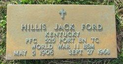 Hillis Jack Ford