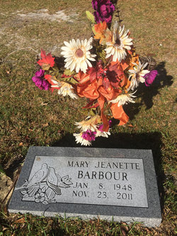 Mary Jeanette Barbour