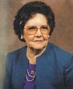Thelma <I>Mundy</I> Bagwell