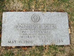 Antoine Boies