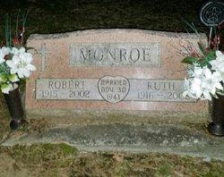 Ruth Elizabeth <I>Irish</I> Monroe