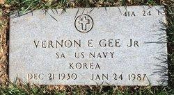 Vernon E Gee, Jr
