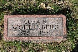Cora A. <I>Buck</I> Wohlenberg