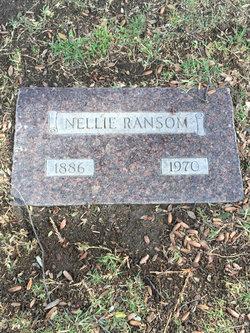 Nellie Hope <I>Pool</I> Ransom